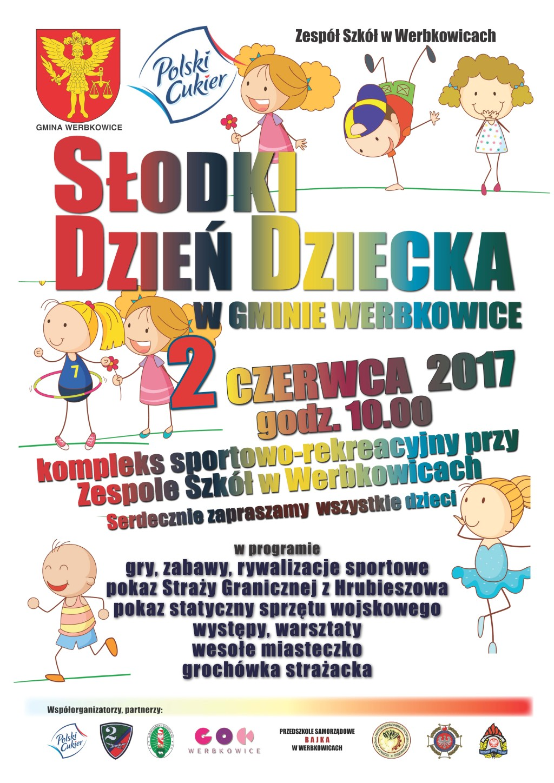 Słodki Dzień Dziecka w gminie Werbkowice