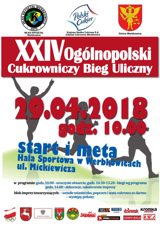 XXIV Ogólnopolski Cukrowniczy Bieg Uliczny