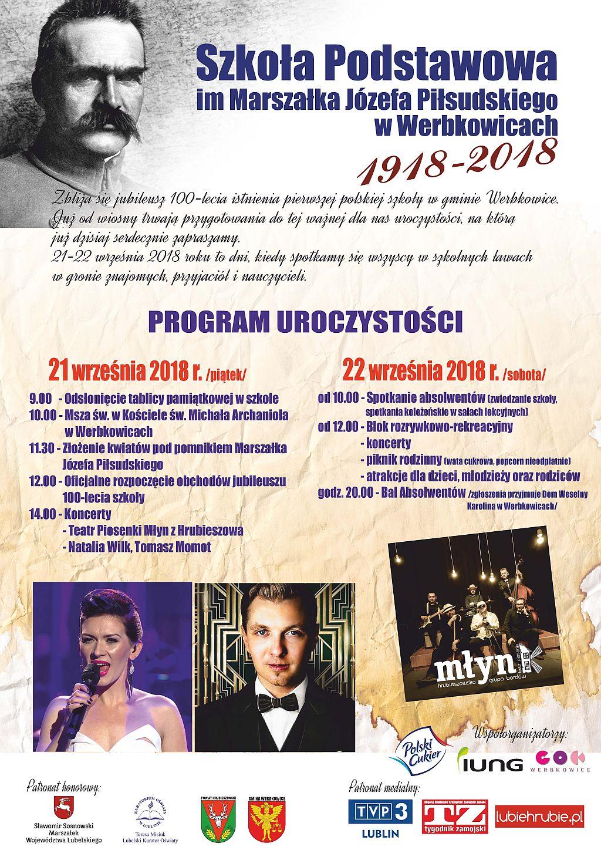 Jubileusz 100-lecia istnienia pierwszej polskiej szkoły