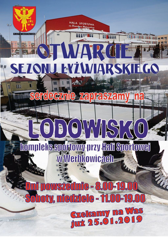 Zapraszamy na lodowisko w Werbkowicach